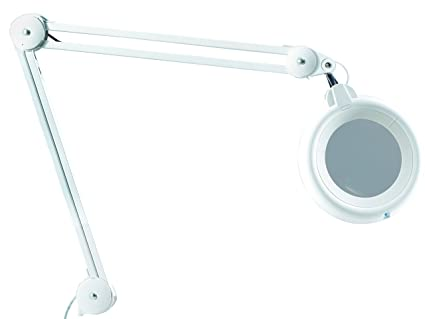 Daylight Slim Line Led Lampe Loupe E25030 Amazon Fr Luminaires Et