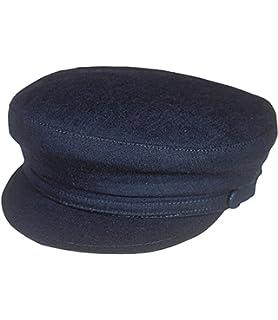 9db93daf581d6 EveryHead Fiebig Veraniego Elbsegler El Casquillo De Marinero Sombrero Del  Capitán Gorra Marino Hombre Clásico (