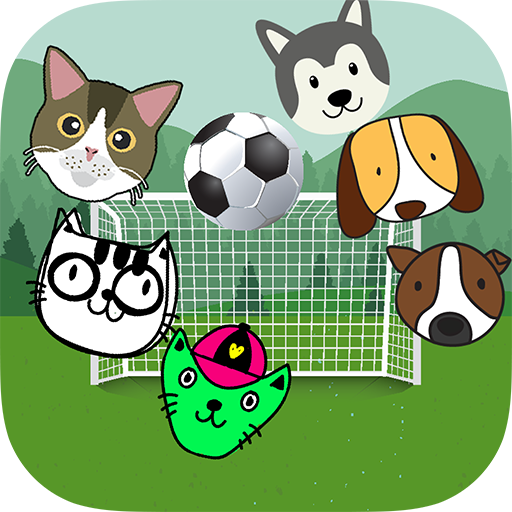 Soccer Battle - Cats Neko vs Dogs Patrol Evolution