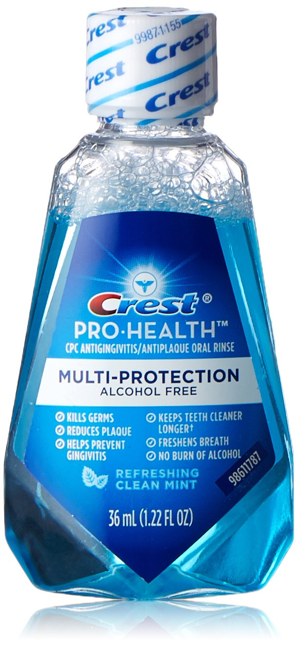 Crest Pro-Health Mouthwash, 12 Count