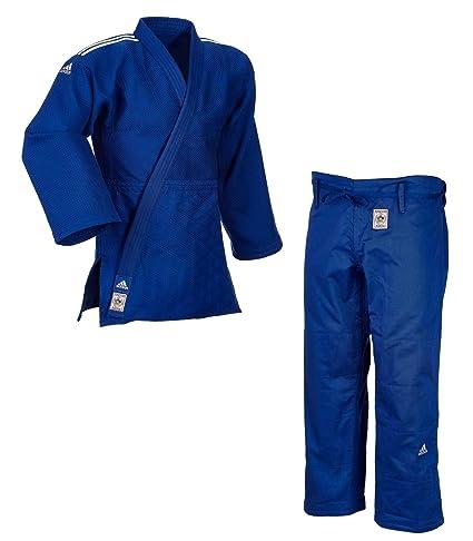 adidas Champion II de Judo, Judo GI Azul, Color Azul, tamaño ...