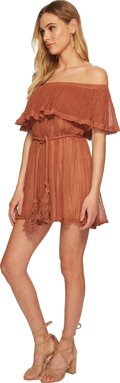 Jens Pirate Booty Womens Senorita Mini Dress Faded Black One Size at Amazon Womens Clothing store:
