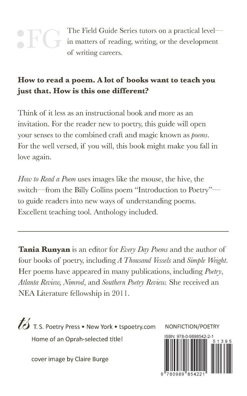 How to read poetry 57