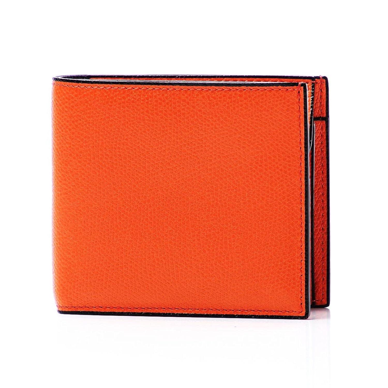 (ヴァレクストラ) Valextra 2つ折り 財布 小銭入れ付き LEATHER [並行輸入品] B07DTZCQGW