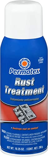 Permatex 81849 Rust Treatment Spray