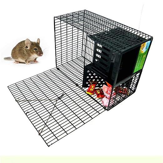 Mouse Trap Trampa para Ratas Trampa para jaulas para Ratas en Vivo ...
