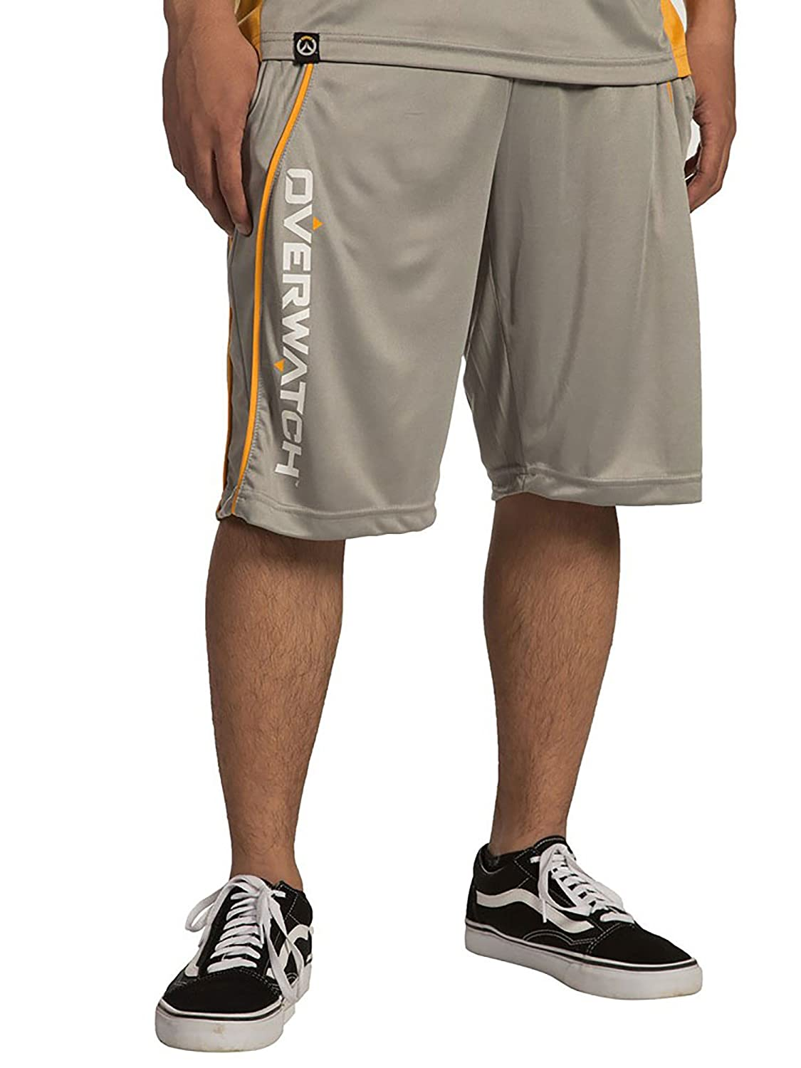 JINX Overwatch Men's Performance Esports Player Shorts BLOW-06440SH