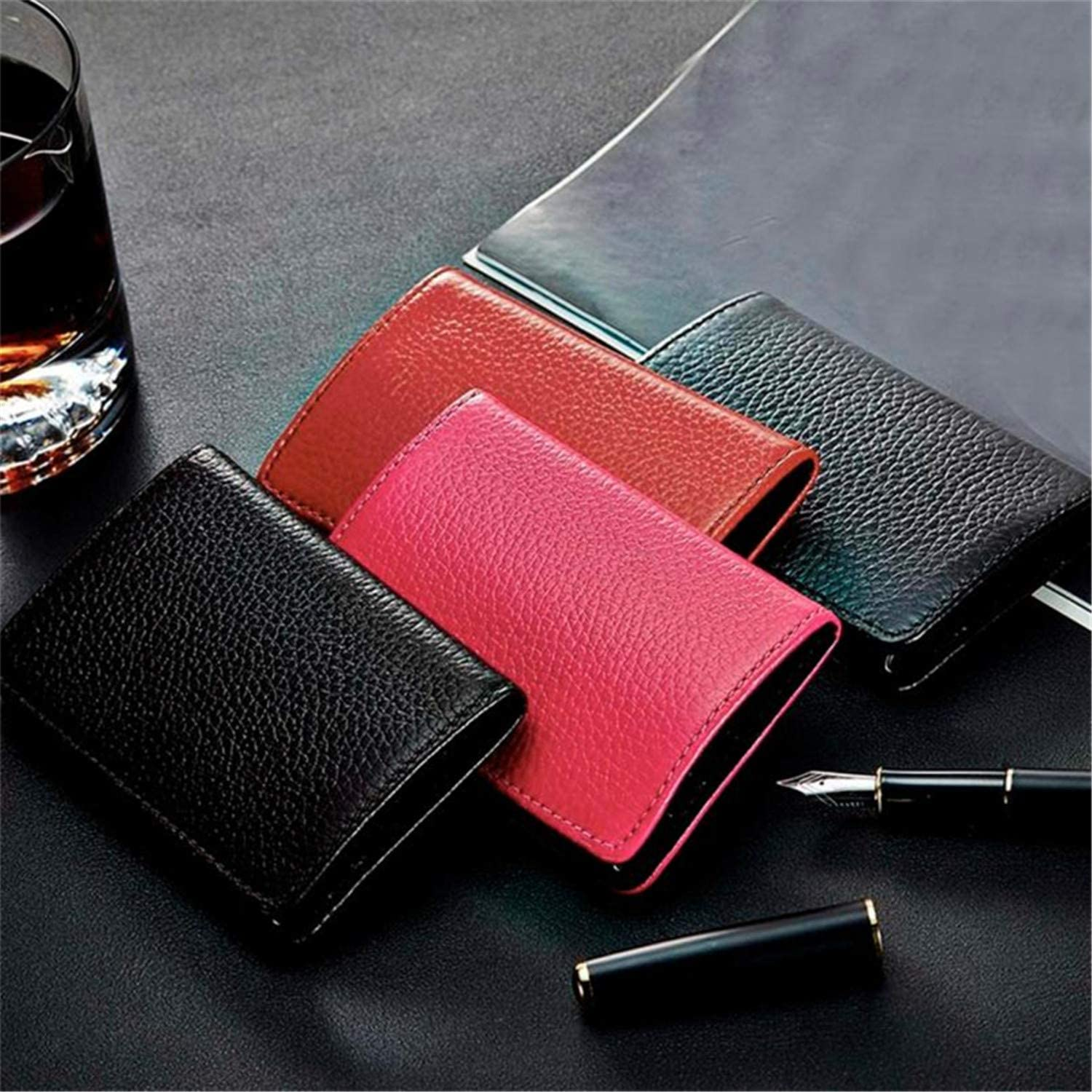 Clearance Women Men Credit Card Package Card Holder Business Card Case O0517#30