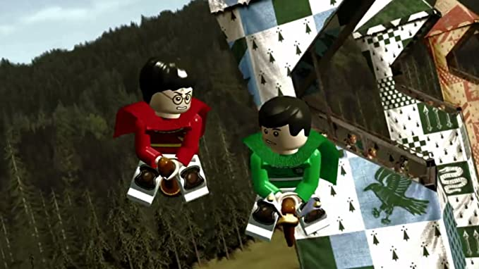 Lego Harry Potter Collection - Nintendo Switch [Importación ...