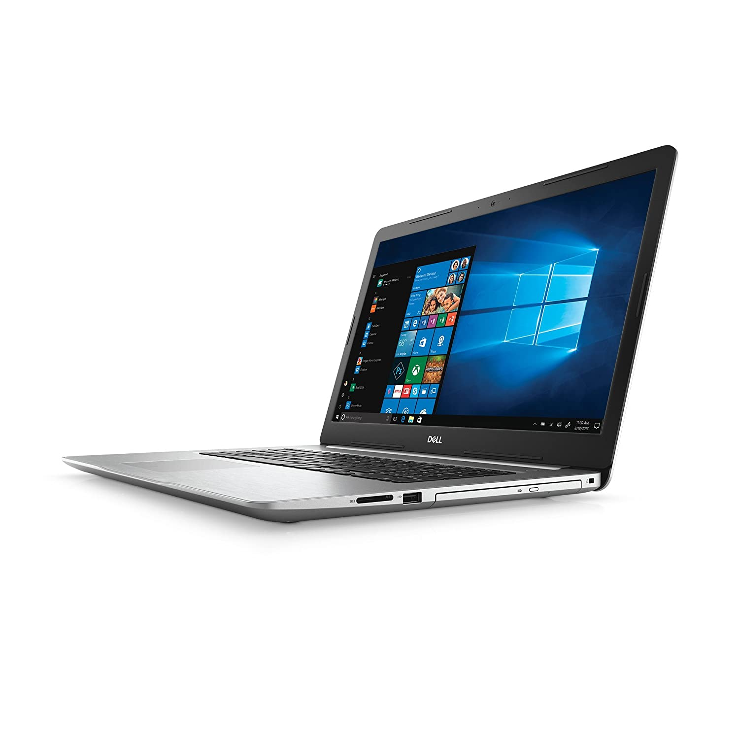 Amazon.com: 2018 Dell Inspiron 17 5770 Laptop - 17.3
