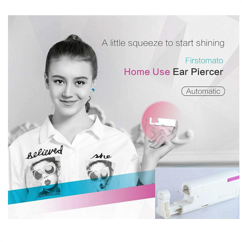Amazon.com: Herramientas de piercing de oreja de 2 piezas ...