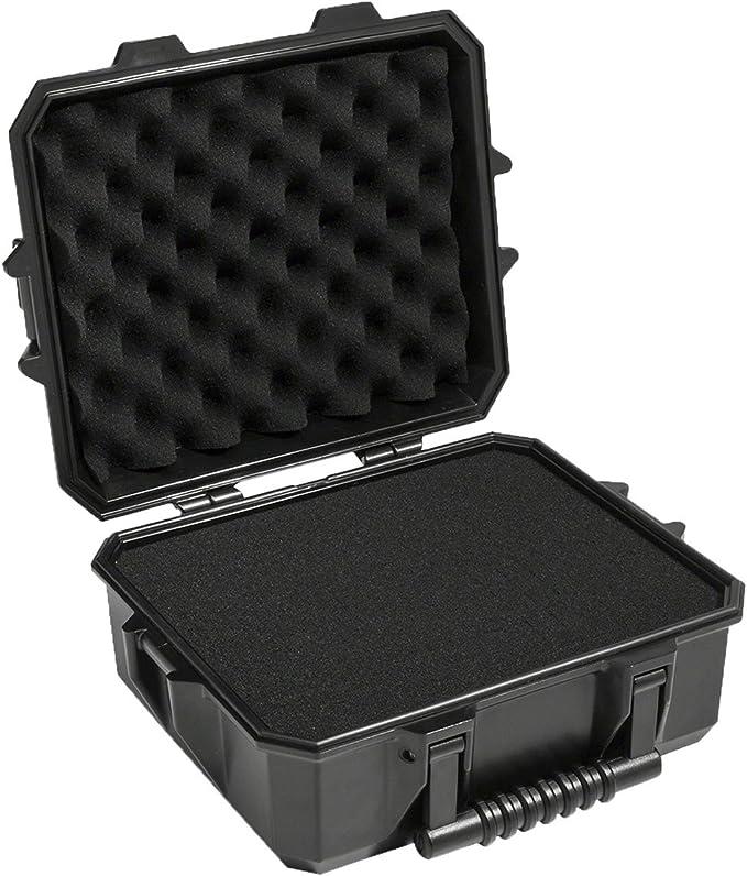Oakley Strong Box Case Sunglass Accessories - PnP Black/One Size: Amazon.es: Coche y moto