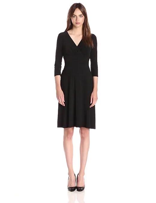 efda8e8e119 Nine West Women s Ruched-Waist Madelyn Dress