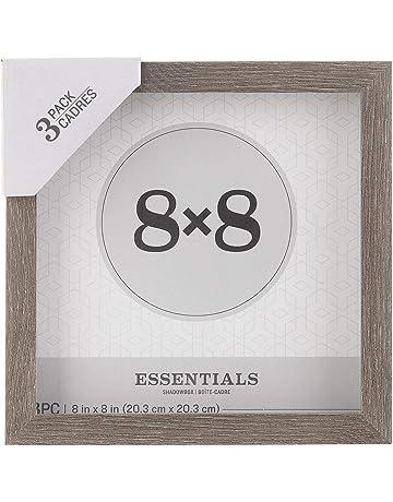 3459147ca51 Darice Essentials Gray 8 x 8 inches
