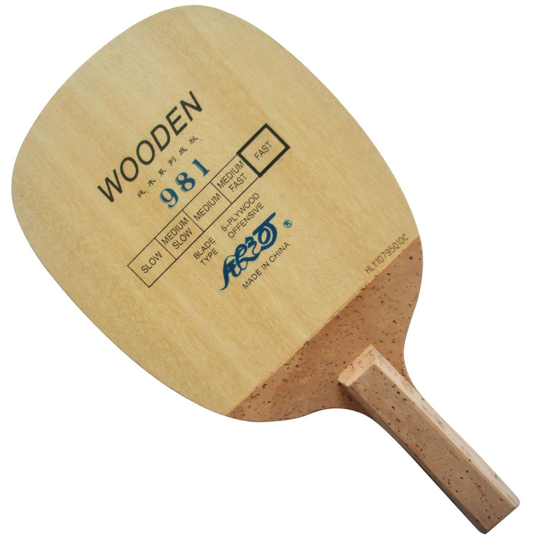 Yinhe 981 Japanese Penhold Table Tennisブレード B00OQ087MS