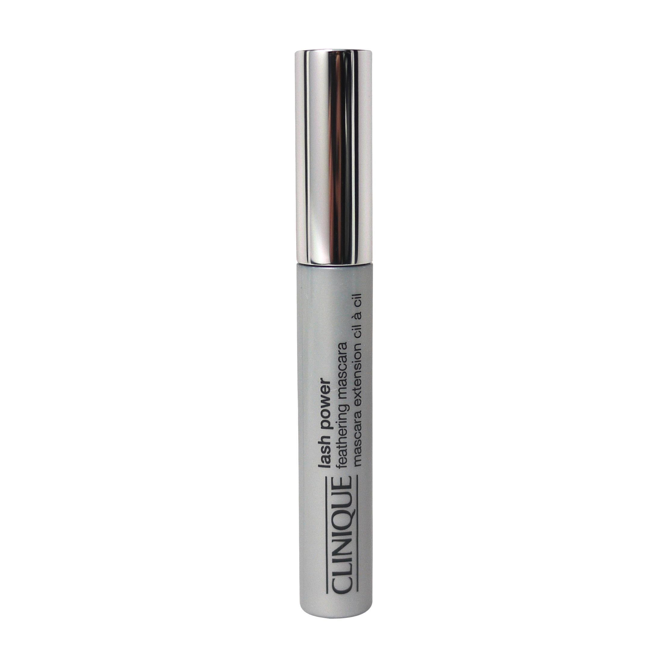 2 Clinique Lash Power Lenghtening Mascara - # 01 Black Onyx - 5.5ml/0.21oz (Lot of 2)