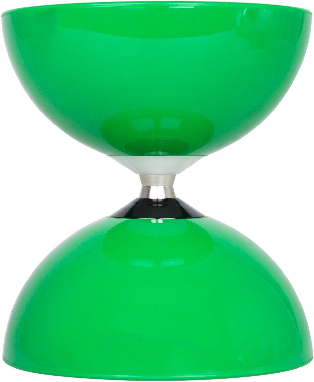 Juggle Dream Big Top Diabolo Superglass Fibre Diablo Sticks /& Firetoys Bag