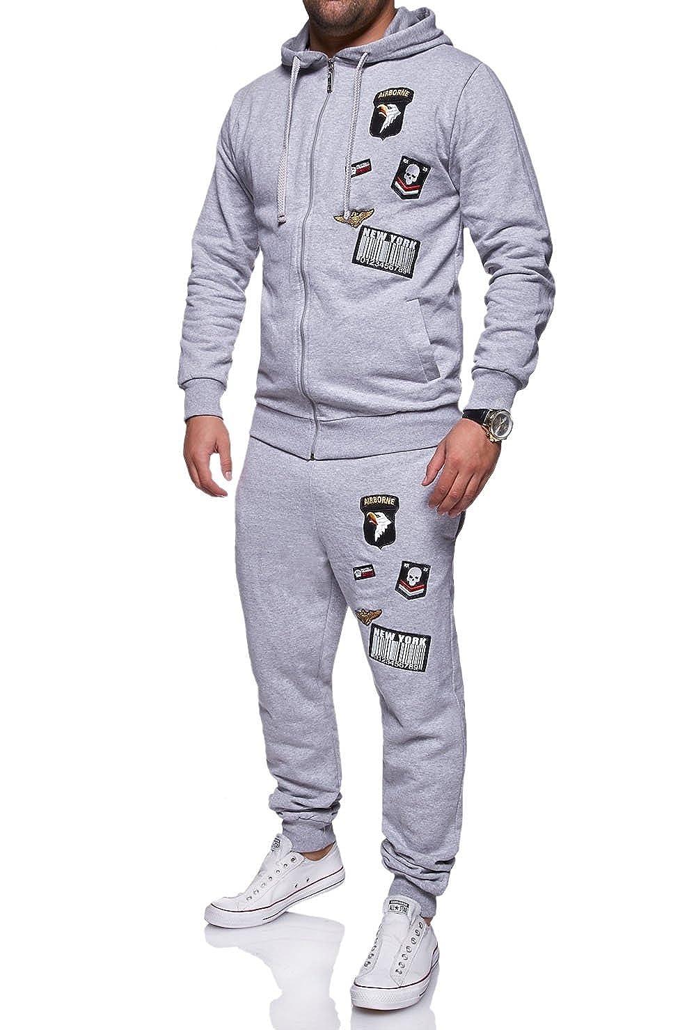 d1a7729b30 Sports et Loisirs sweat-Shirt FLY jogging survêtement R-685 MYTRENDS Styles  MT Styles ensemble pantalon ...