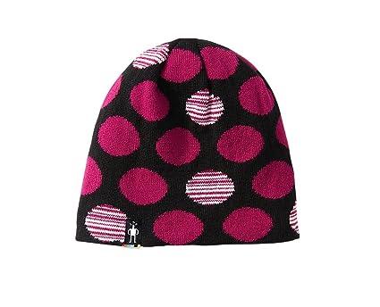 a648d771e1d Amazon.com  Smartwool Kids  Reversible Wintersport Dot Hat - Past ...