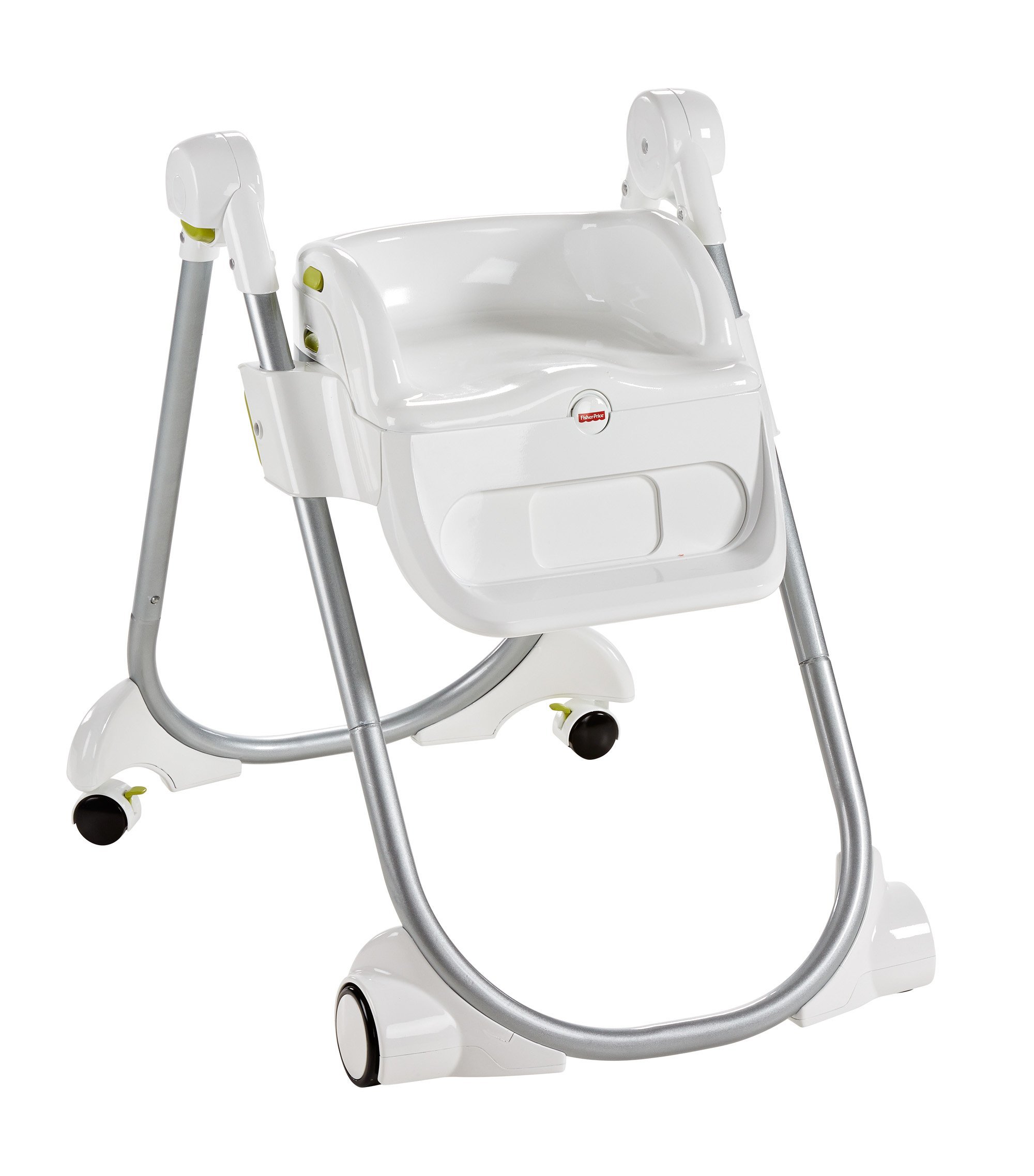 Fisher-Price 4-in-1 Total Clean High Chair, Green/Gray by Fisher-Price (Image #10)
