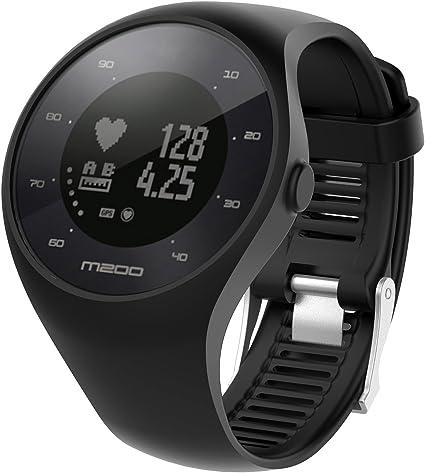 Silikon Uhrenarmbänder Uhrenarmband Armband Band Strap Für Polar M200 GPS Uhr