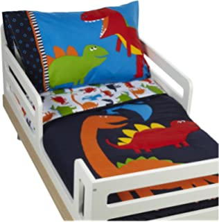 Carters 4 Piece Toddler Bed Set Prehistoric Pals