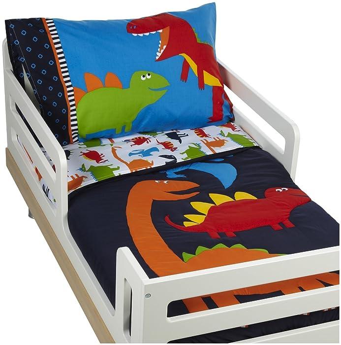 Prehistoric Pals Toddler Bed Set - Carter's
