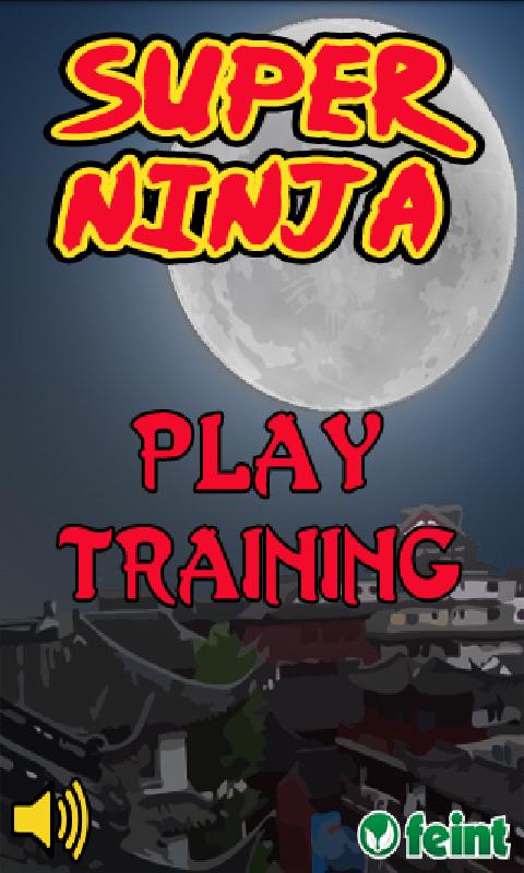 Super Ninja (w/ Open Feint): Amazon.es: Appstore para Android