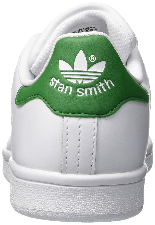 buy online 3163f da426 adidas Originals Stan Smith, Sneakers Unisex - Adulto, Bianco (Running  White Ftw Running White Fairway), 37 1 3 EU  Amazon.it  Scarpe e borse