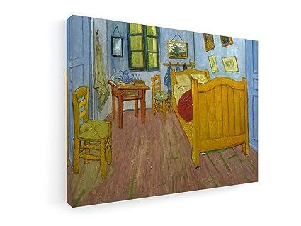 Vincent Van Gogh - La camera da letto - 40x30 cm - Belle stampe d ...