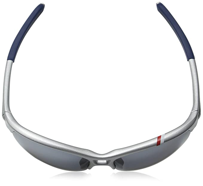 0330795fce8 Amazon.com  Oakley Women s USA RPM Sunglasses White Black  Oakley  Clothing