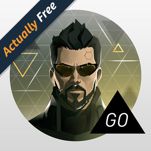 Deus Ex GO - Puzzle Challenge (New Lara Croft Game)
