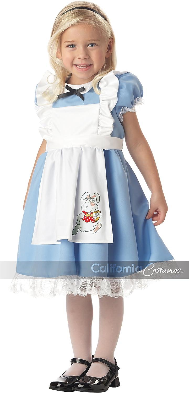 California Costumes Little Alice in Wonderland Toddler Costume