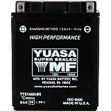 Yuasa YTX14AH-BS BATTERY MNT FREE.66 LITER