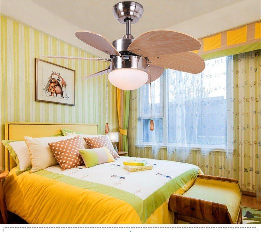 Lámpara de techo invisible de hojas de madera de color LED con ...