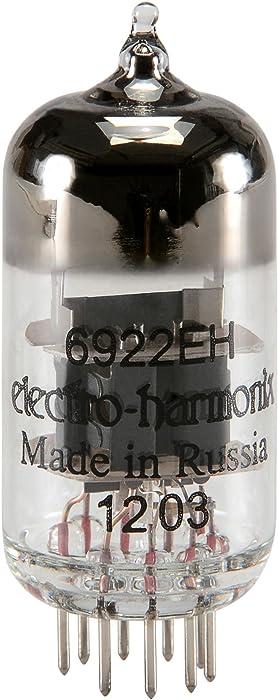 Top 8 Electroharmonix 12Ax7 Vacuum Tube
