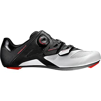 Mavic Cosmic Elite - Zapatillas - Blanco/Negro Talla 42 2/3 2018