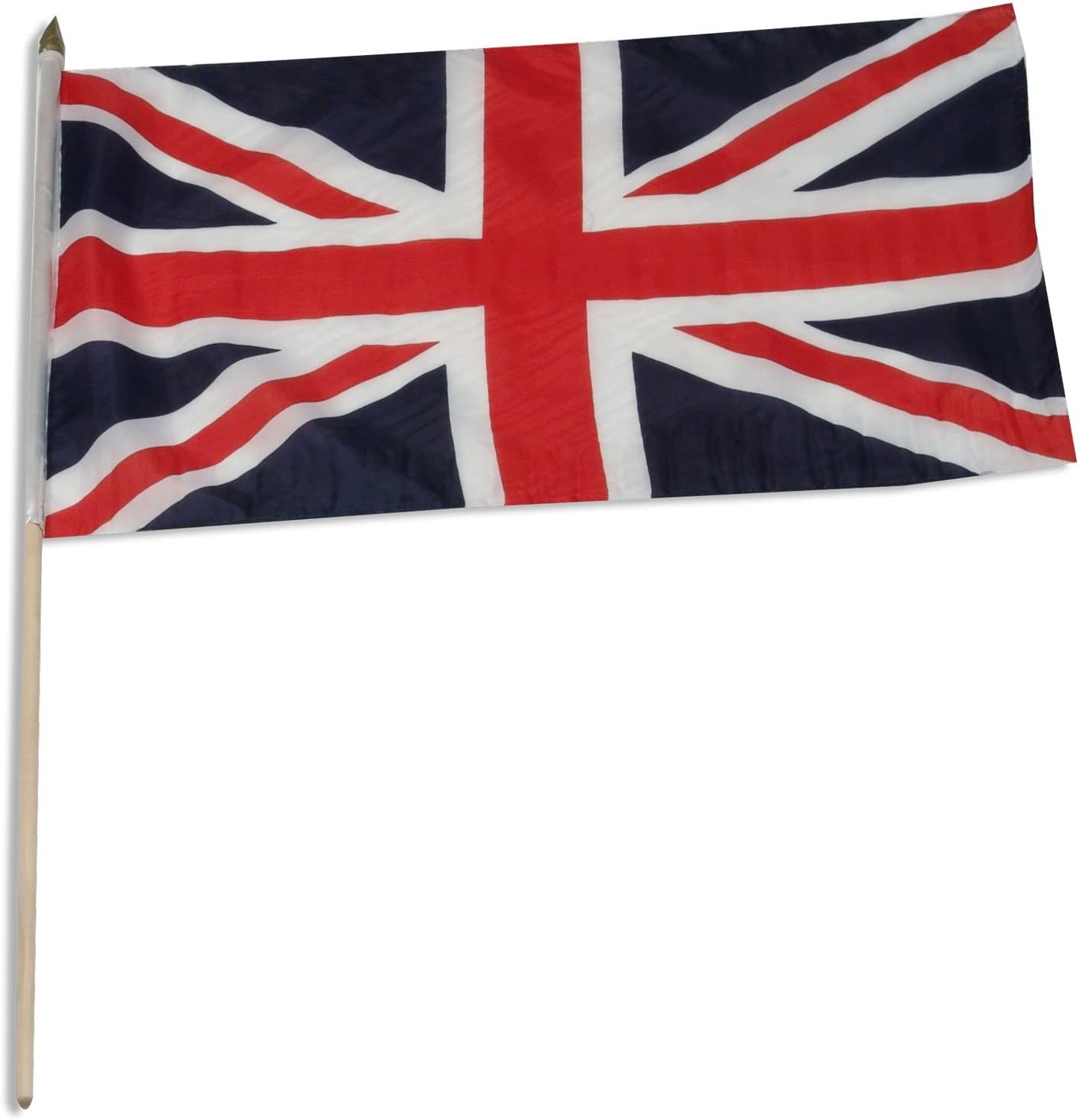US Flag Store United Kingdom Great Britain Flag, 12 by 18-Inch