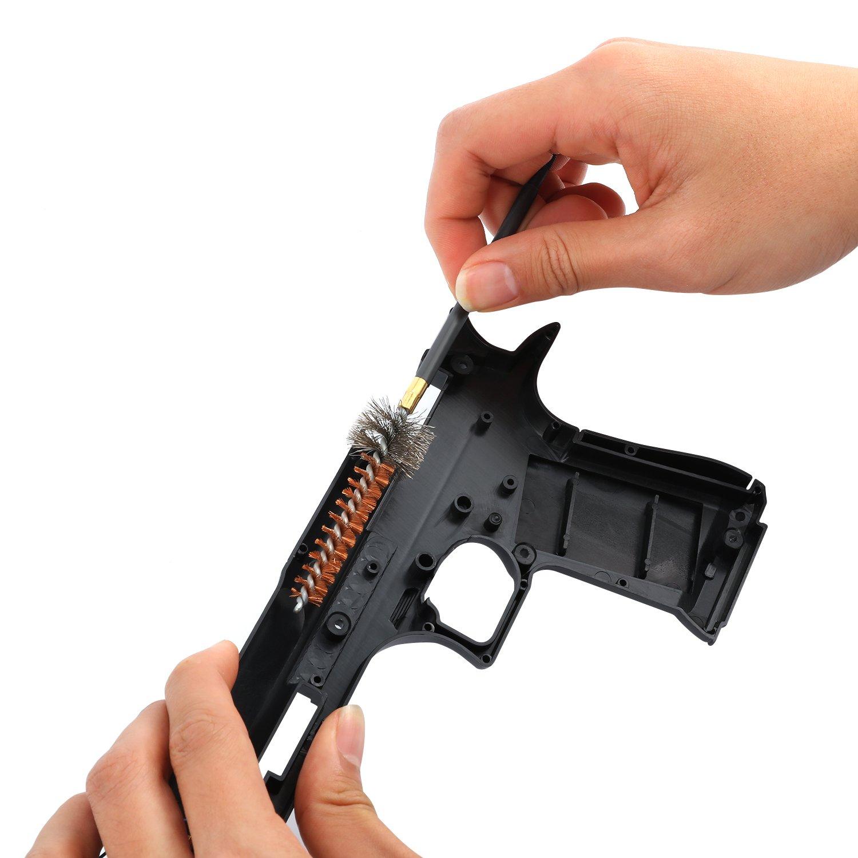 Gun Cleaning Kit Set