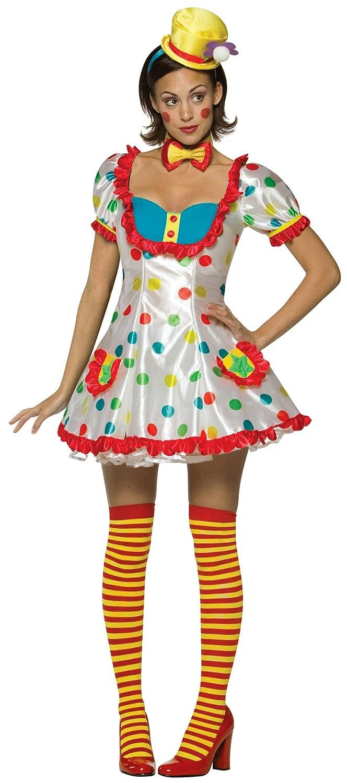 Generique Generique Generique - Clowns Damenkostüm Einheitsgröße 6a8d48