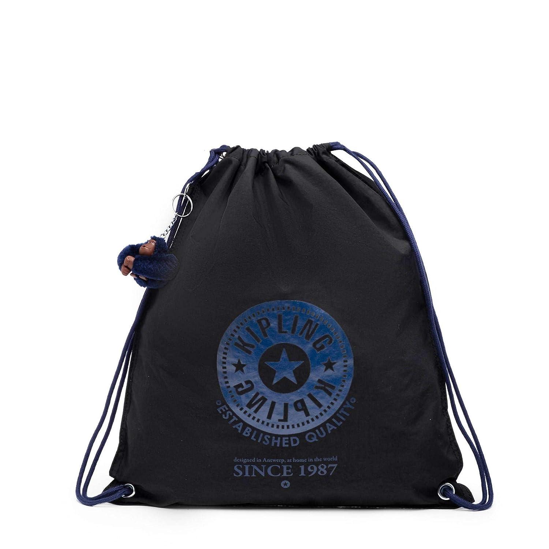 a3e581e055 Amazon.com: Kipling Emjay Drawstring Backpack Black 12: Shoes