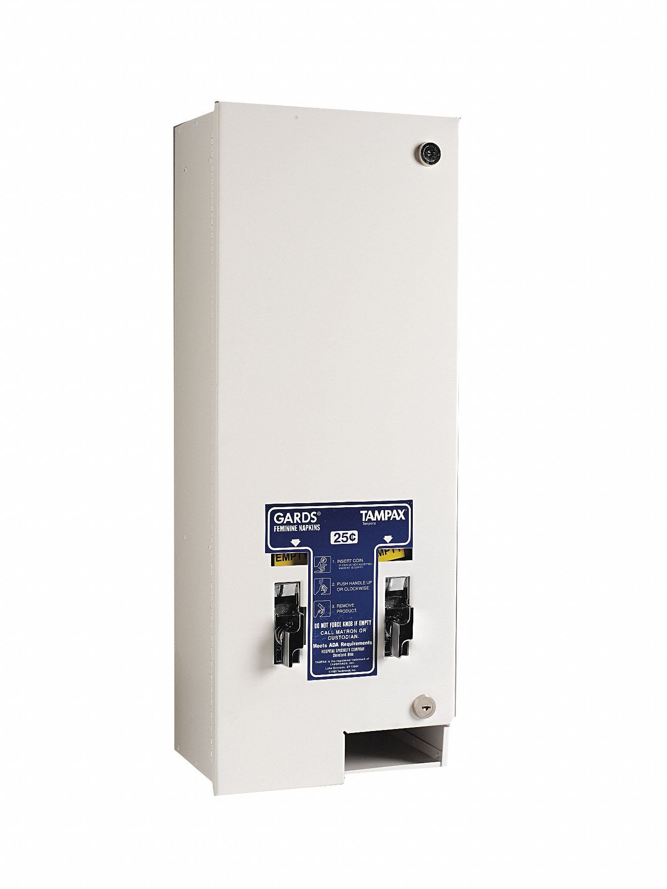 Sanitary Product Dispenser