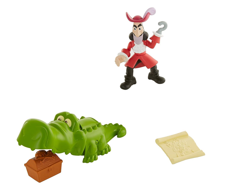 Hook Fisher-Price Disney Jake /& the Never Land Pirates Treasure Snatcher