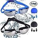 2-Pk RIHACHAN Swim Goggles