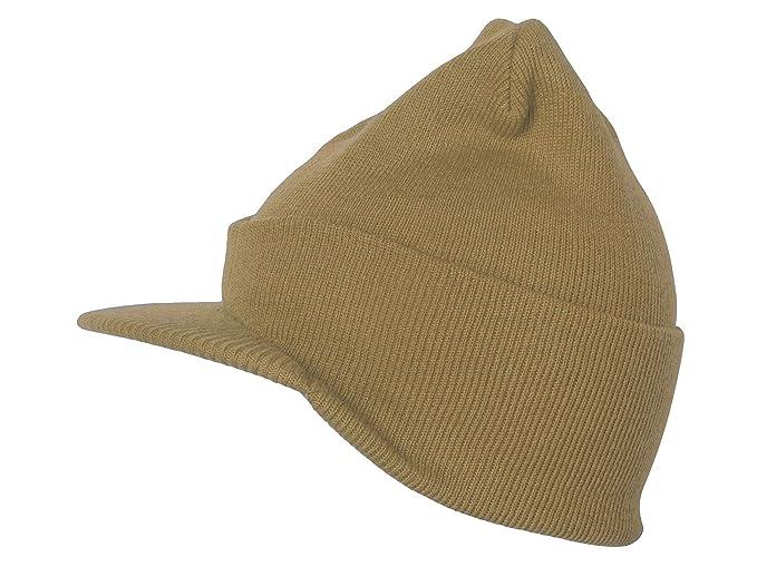 3227980b141 TOP HEADWEAR Cuffless Beanie Visor Cap