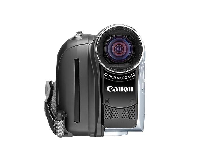 Canon ZR900 miniDV Camcorder - Videocámara (CCD, 0.68 MP, 1/0,236 mm (1/6