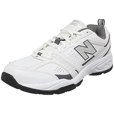 online retailer d66a8 7a681 New Balance Men s MX409 Core Training Shoe,White Grey,10 ...