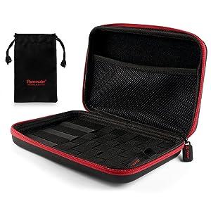 Coil Master Mini KBag, Vape Bolsa de Bobina Suministros Universal Electrónicos Accesorios PU/EVA ZIP