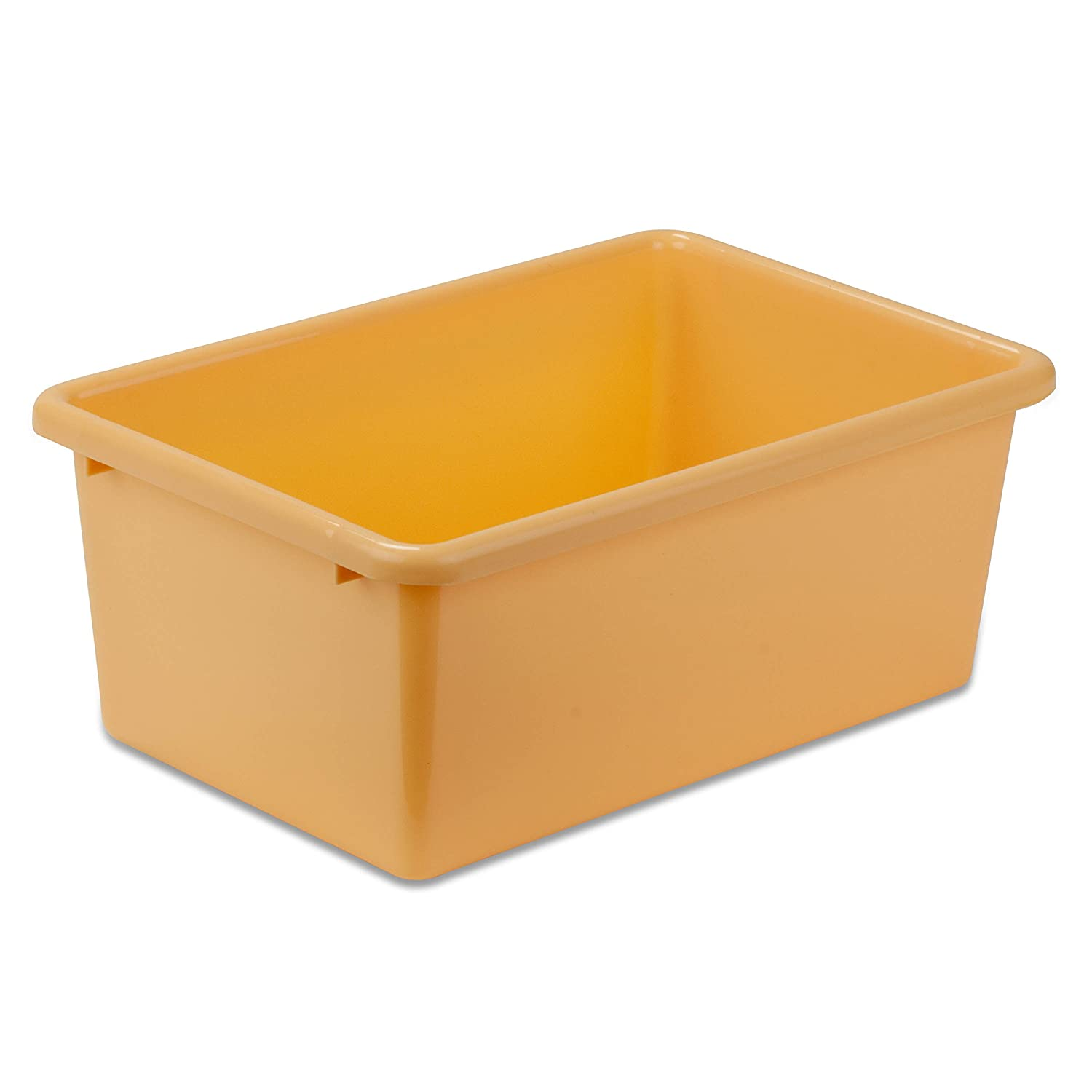 Honey Can Do PRT SRT1602 SMBLU Plastic Storage Bin, Small, Blue Honey Can Do  International