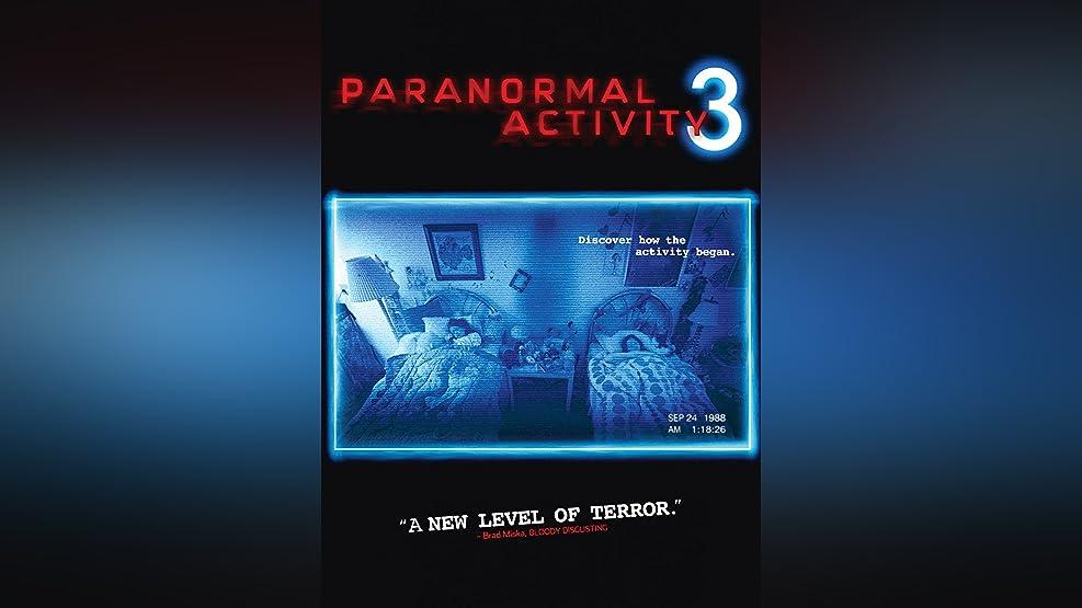 Paranormal Activity 3 [OV]